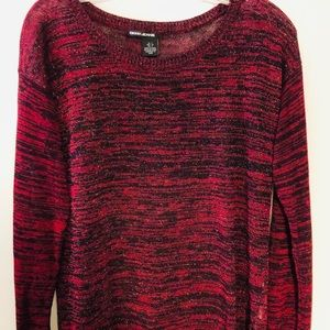 New DKNY lightweight sparkle sweater.  Size small